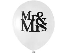 Pack 8 Globus Mr Mrs