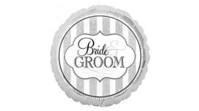 Globus bride i groom