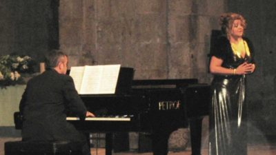 Duo violí i pianista