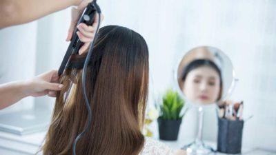 Ram a l'aire servei de perruqueria i maquillatge