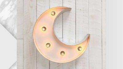 lluna lluminosa