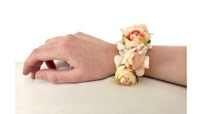 Floresiteria braçalets i corones de flors