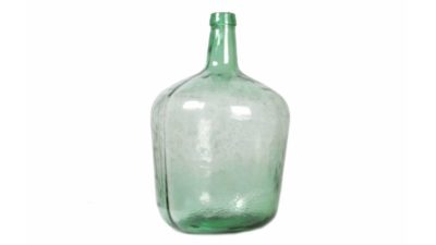 ampolla dama juana de vidre