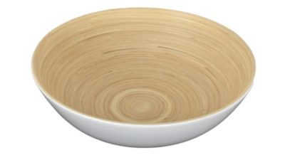 fruiter de ceràmica blanca
