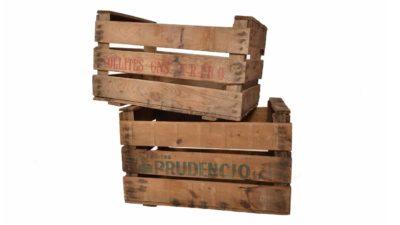 caixes de fruita