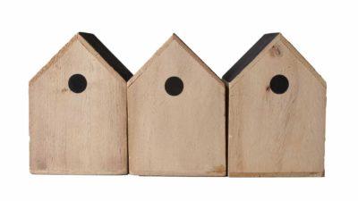 casetes de fusta