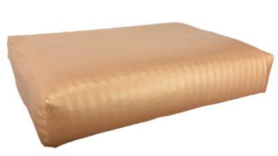 coixí de polipell daurat