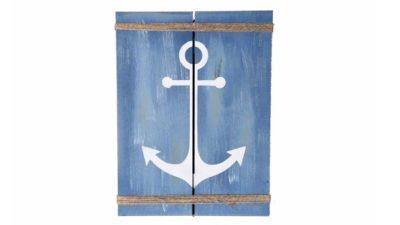 cuadre mariner blau amb ancla
