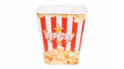 cubell de crispetes popcorn