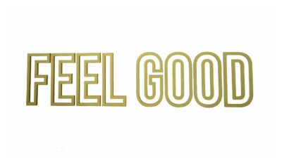 "cartell verd ""feel good"""