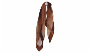mocador marró