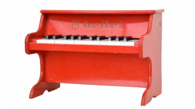 piano petit vermell