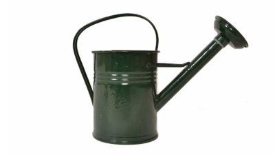 regadora verda metàlica