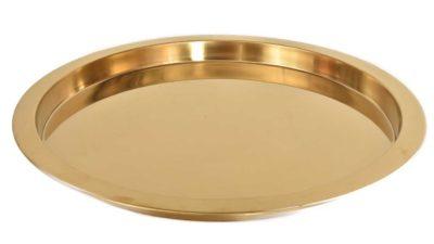 fatata metàlica daurada