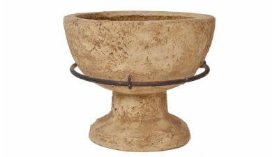 vol ceràmica amb anella