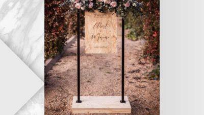 Estrucutra de ferro per casaments