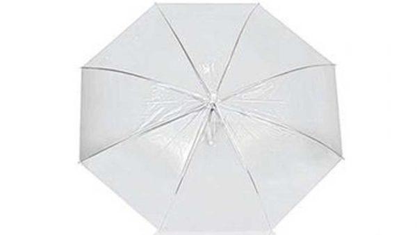 paraigües transparent