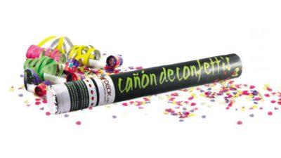 canó de confeti dsk