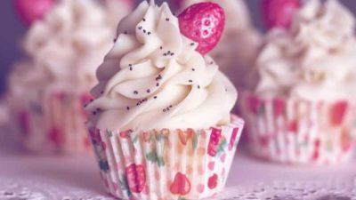 Sabons de cupcakes