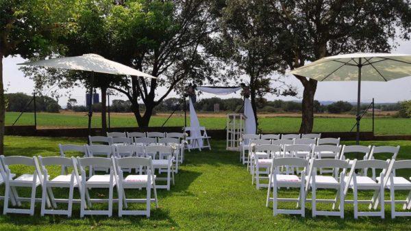 parasol per decorar casaments