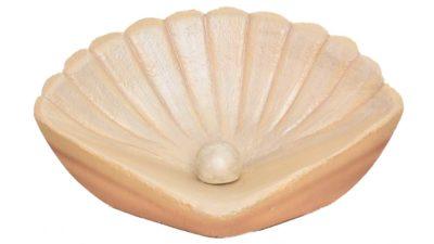 petxina amb perla de porexpan per decoració