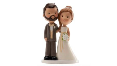 Ramalaire Wedding Planner Detalls De Casament Figures De Nuvis Amb Barba