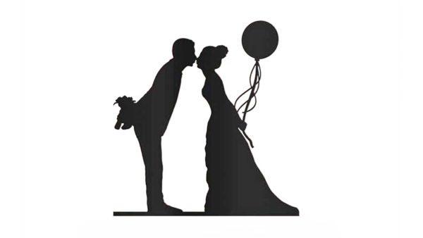 Ramalaire Wedding Planner Detalls De Casament Venda De Productes Figures De Nuvis Figura Silueta Peto Amb Globos