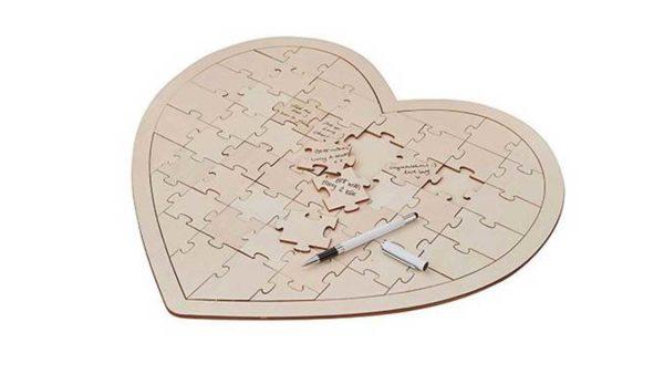 ramalaire wedding planner detalls de casament venda de productes llibre de firmes puzzle cor