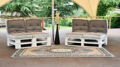 ramalaire wedding planner serveis de casament servei de lloguer i servei de decoracio de casament chilout a la carpa de la masia
