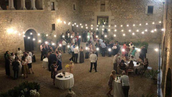 ramalaire wedding planner detalls de casament lloguer de productes guirnaldes penjades llum led