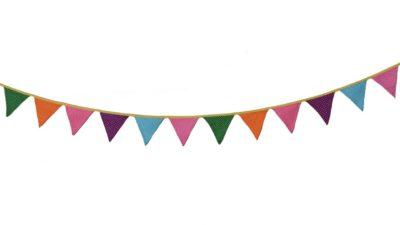 ramalaire wedding planner detalls de casament material de lloguer banderola multiples colorsper decoracio de casament