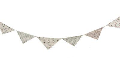 ramalaire wedding planner detalls de casament material de lloguer banderola tons grisos per decoracio de casament