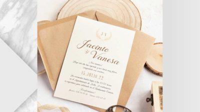 ramalaire wedding planner serveis de casament venda de productes invitacio espigas 3