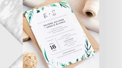 ramalaire wedding planner serveis de casament venda de productes invitacions forest 4