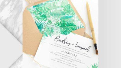 ramalaire wedding planner serveis de casament venda de productes invitacions jungla
