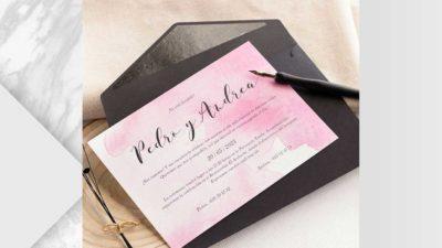 ramalaire wedding planner serveis de casament venda de productes venda de invitacions be pink 3