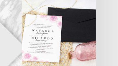 ramalaire wedding planner serveis de casament venda de productes venda de invitacions violet 1