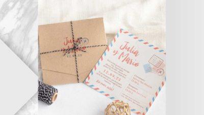 ramalaire wedding planner servei de venda de productes venda de invitacions invitacio puzzle dot 1