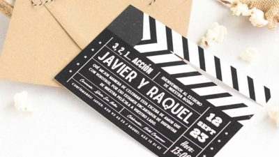 ramalaire wedding planner serveis de casament venda de productes invitacio film 1