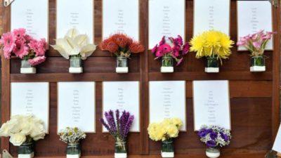 ramalaire wedding planner servei de casament serveis de decoracio seatting plan amb flors