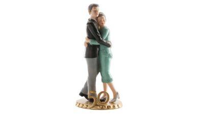 ramalaire wedding planner serveis de casament venda de productes figura de cincquanta anys de casats davant